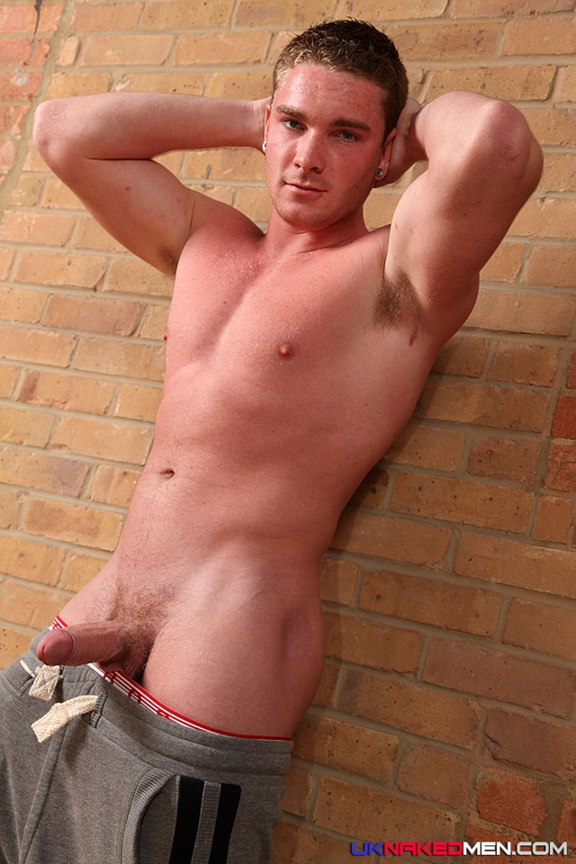 Wet gay man naked outdoor photo the tune up