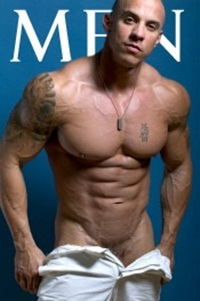 Vin Marco muscleman sculpted jaw dropping ripped physique Manifest Men Download Full Twink Gay Porn Movies Here1 Rugged Nude Bodybuilders from Manifest Men