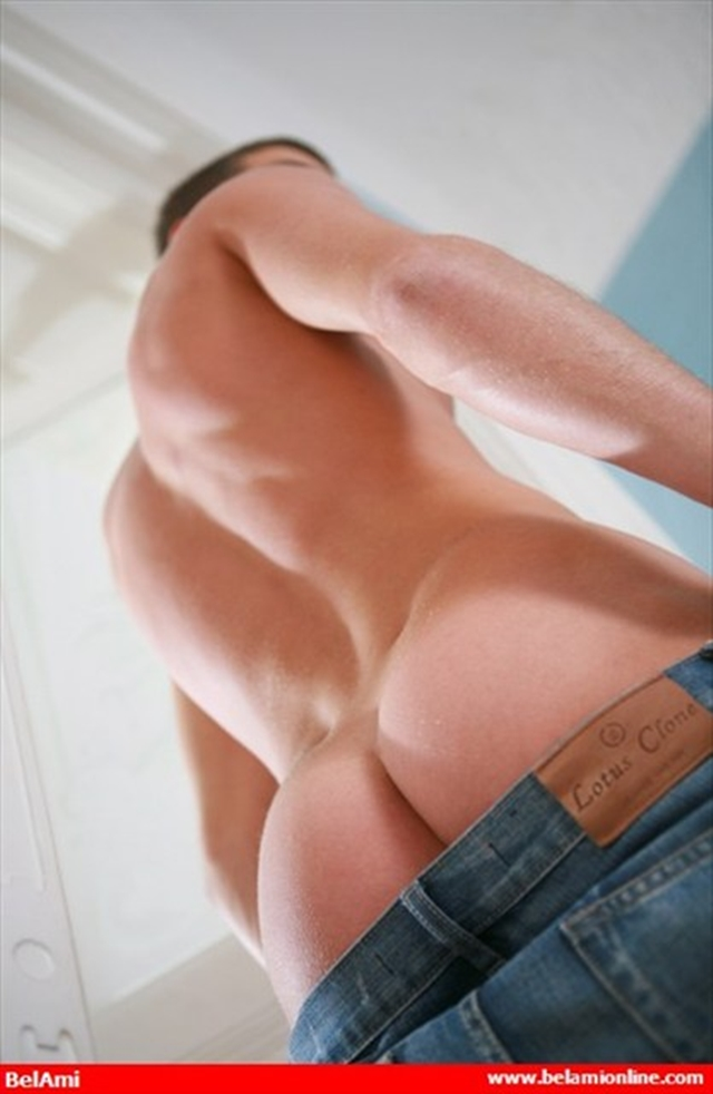 Hot young boys jerking off outside in 8