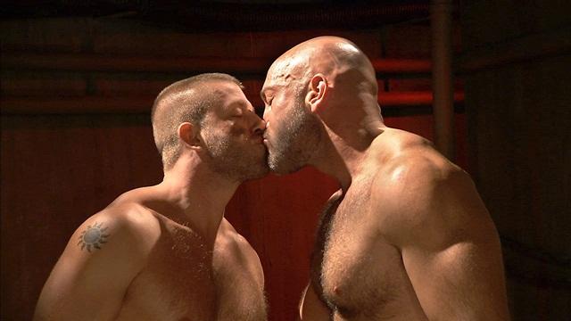 gay man massage video