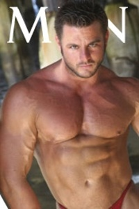 Manifest Men Naked Hung Muscle Bodybuilders Frank DeFeo photo1 Manifest Men: The worlds hottest muscle guys