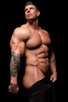 Naked And Strokes His Big Hard Cock For At Muscle Hunks