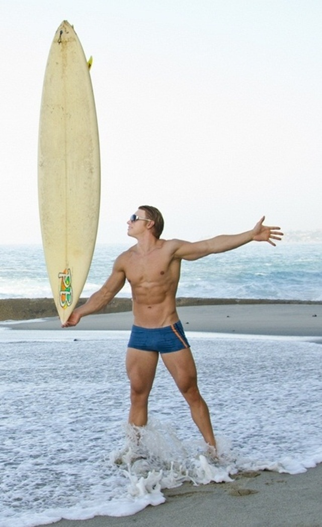 Gay blog surf