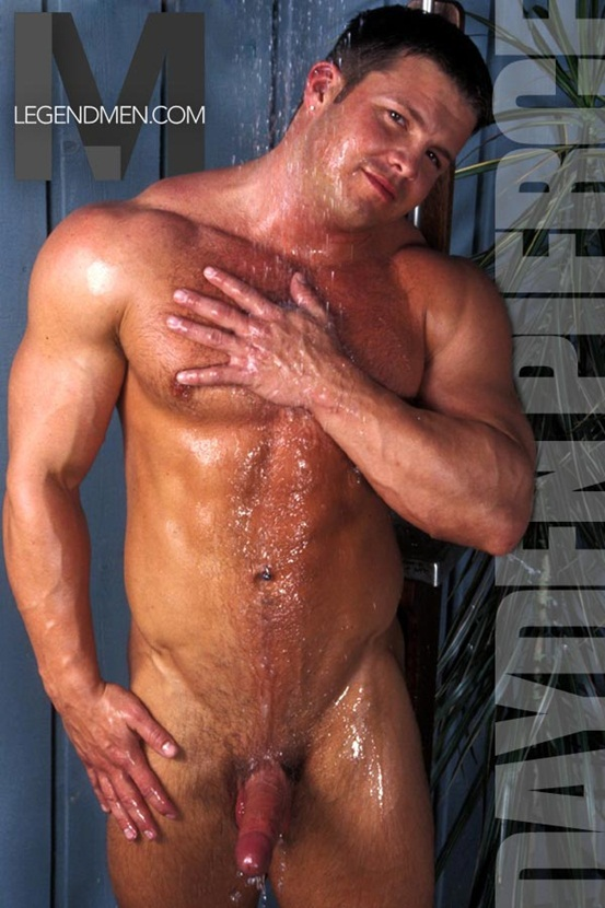 Legend Men Hot naked muscle hunks Dayden Pierce Ripped Muscle Bodybuilder Strips Naked and Strokes His Big Hard Cock photo Top 100 worlds sexiest naked muscle men at Legend Men (31 40)