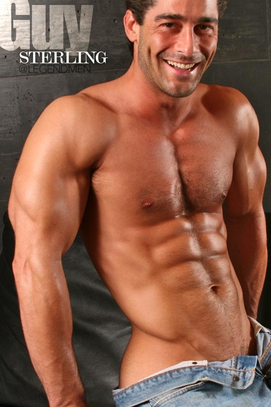 Hot Sey Naked Muscle Men