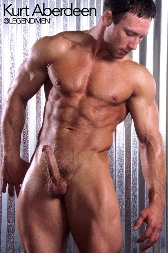 Naked muscle sex