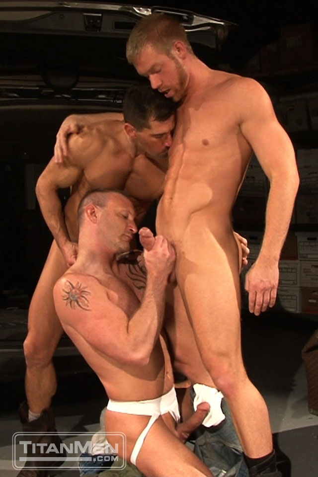 Anthony Wolfe Toying Cock