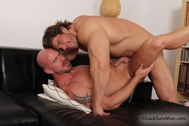 Hard Cock Pornstar Muscley Hunk