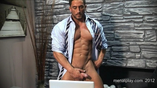 nude gay porn pics Hard ripped body amazing muscle butt Robin Sanchez at Men at Play 01 Ripped Muscle Bodybuilder Strips Naked and Strokes His Big Hard Cock torrent photo1 Hard ripped body amazing muscle butt Robin Sanchez