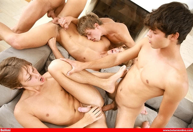 Gay young boys orgies
