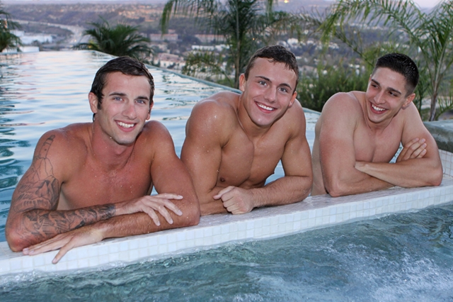 Bareback fucking with Peter Calvin and Joshua at Sean Cody 1 Young nude Boy Twink Strips Naked and Strokes His Big Hard Cock torrent photo1 Bareback fucking with Peter, Calvin and Joshua