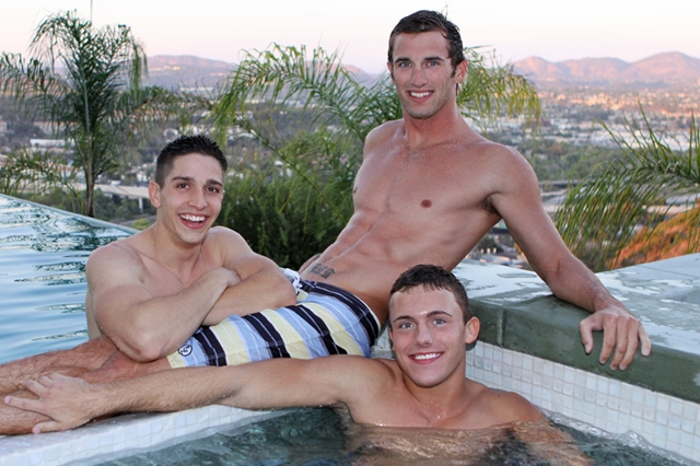 Bareback fucking with Peter Calvin and Joshua at Sean Cody 2 Young nude Boy Twink Strips Naked and Strokes His Big Hard Cock torrent photo1 Bareback fucking with Peter, Calvin and Joshua