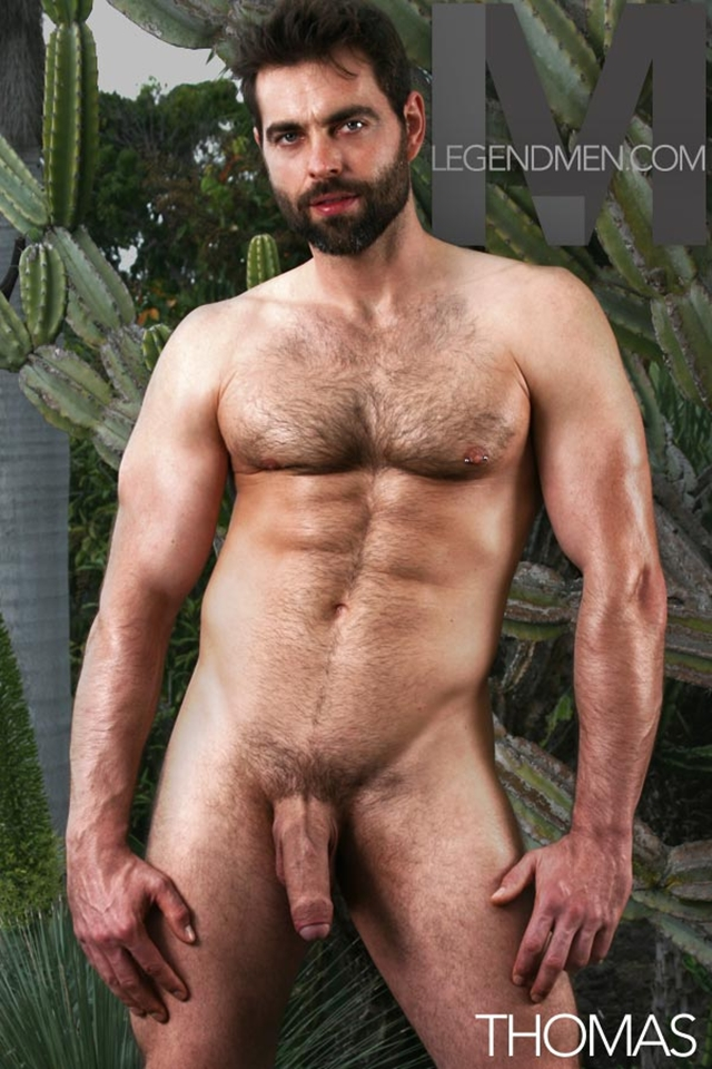 ... -Bodybuilder-Strips-Naked-and-Strokes-His-Big-Hard-Cock-torrent-photo