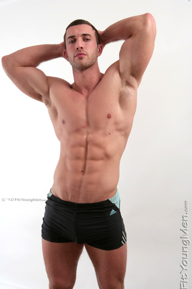 Swimmer gay twinks pix xxx muscle top mitch 4
