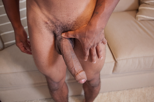 image Twink john strokes his stiff dick