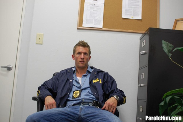 from Mark gay sex with parole officer