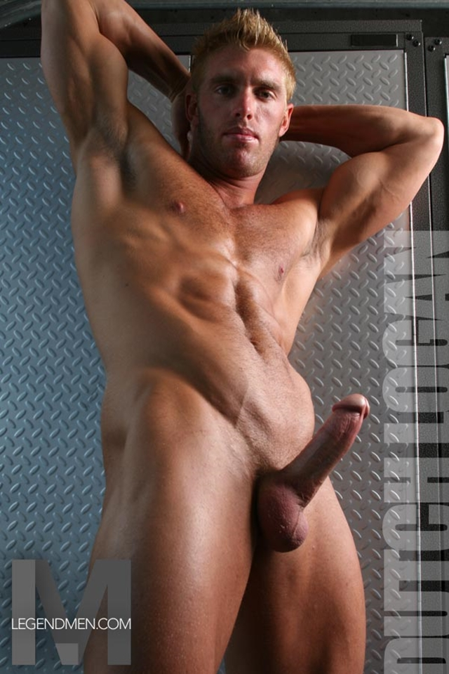 Legend Men Muscle Hunk Nude Bodybuilder Dutch Logan Gay Porn Pics