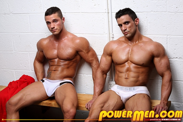 Macho-Nacho-and-Joey-van-Damme-Power-Men-nude-gay-bodybuilders-porn-muscle-men-muscled-hunks-big-uncut-cocks-tattooed-ripped-bodies-hung-dicks-05-Gay-Porn-Pics-Video-photo