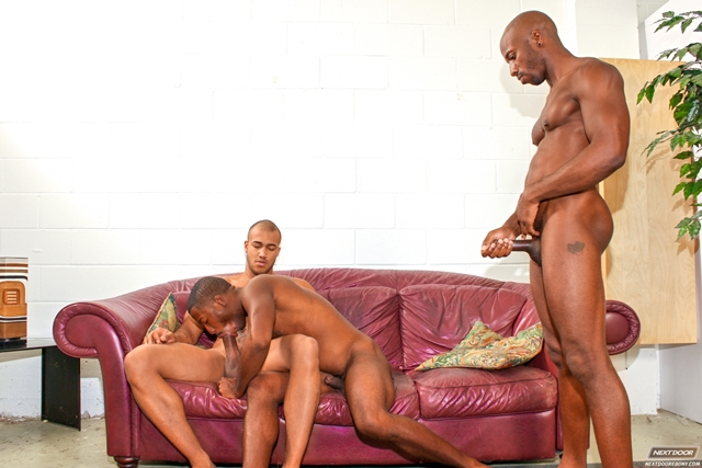 Gay black universe and hunk black americans 4