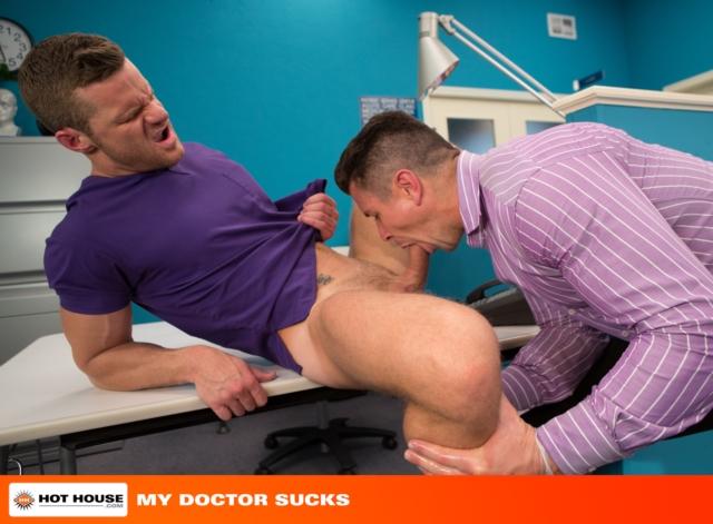 Doctor hunks men monster gay first time 5