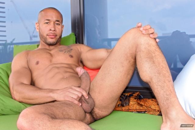 Next door ebony gay black men