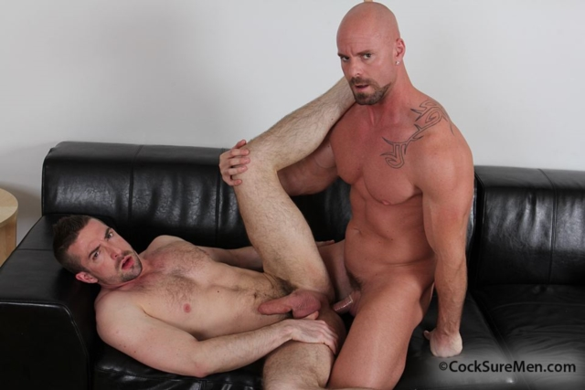 Gay fuck mitch vaughn wants jp richards to 8
