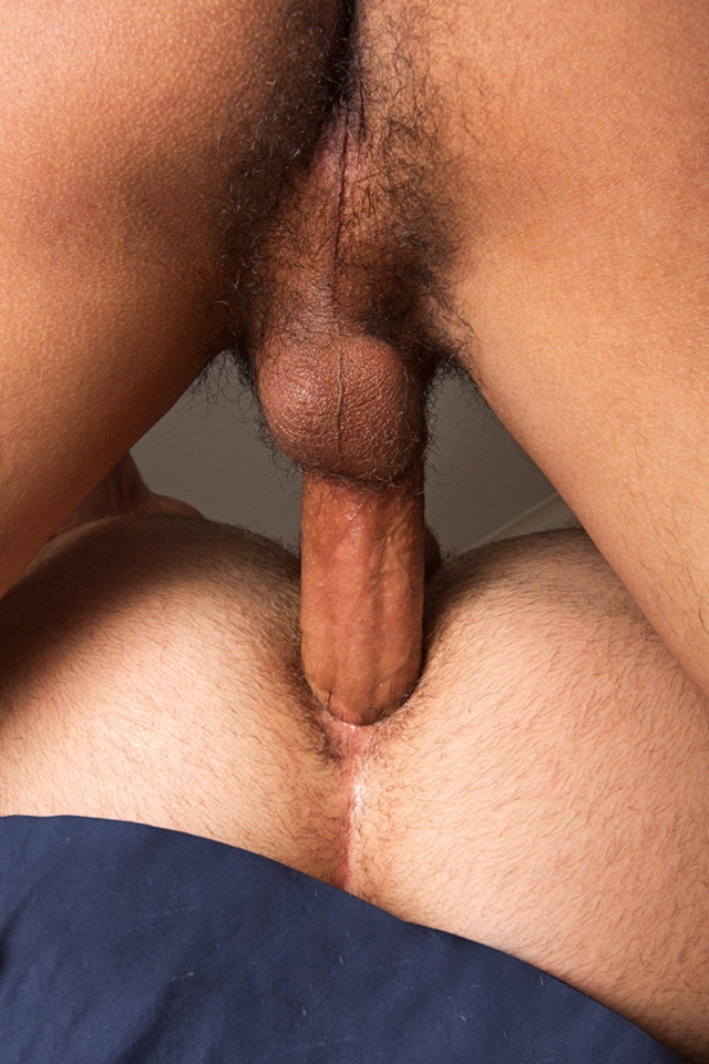 Horny Gay Bareback Ass Fucking Action