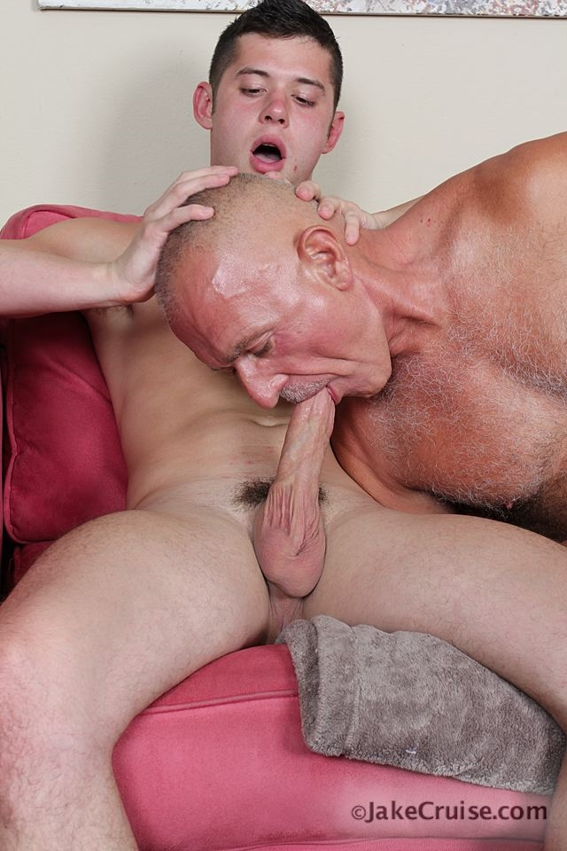 Mature and young gay sex