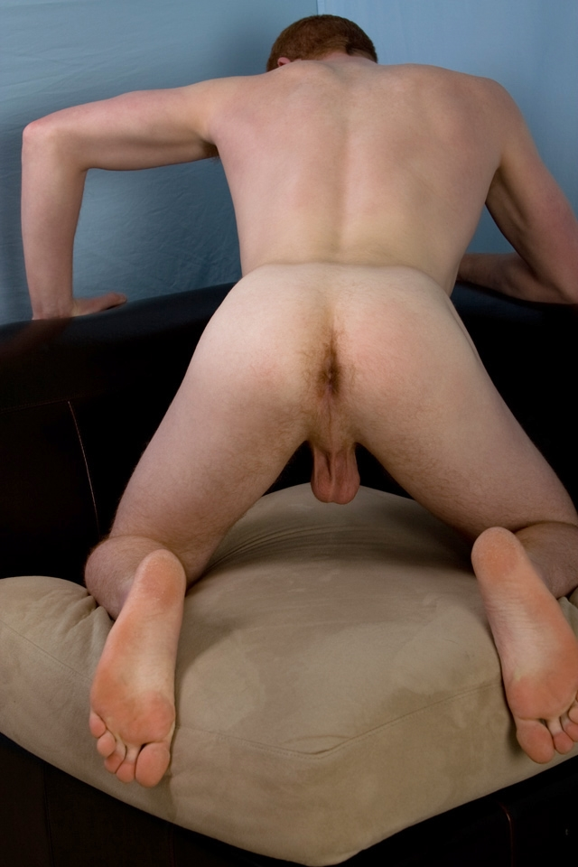 Ginger Cocky Country Boy Evan  Gay Porn Star Pics -1656