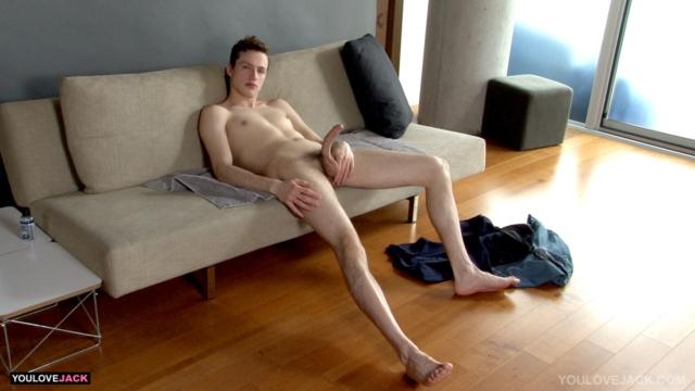 Danny Milk  Gay Porn Star Pics  Huge Cum Shot  Nude -3027