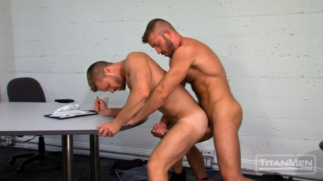 nude gay porn pics Landon Conrad and Hunter Marx Titan Men gay porn stars rough older men anal sex muscle hairy guys muscled hunks 01 gallery video photo Landon Conrad and Hunter Marx