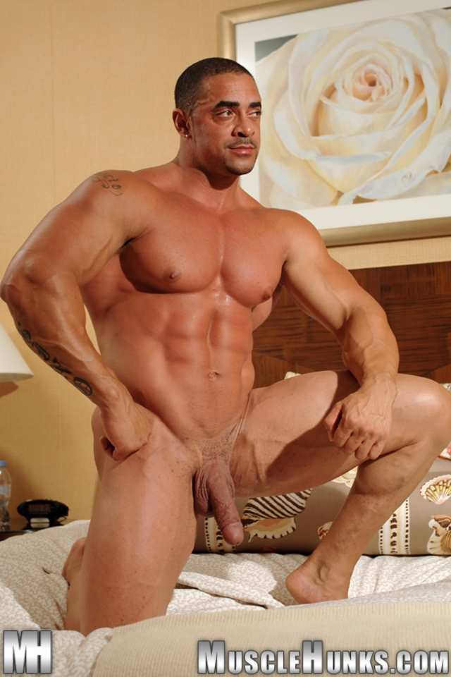 Your eddie camacho muscle hunk