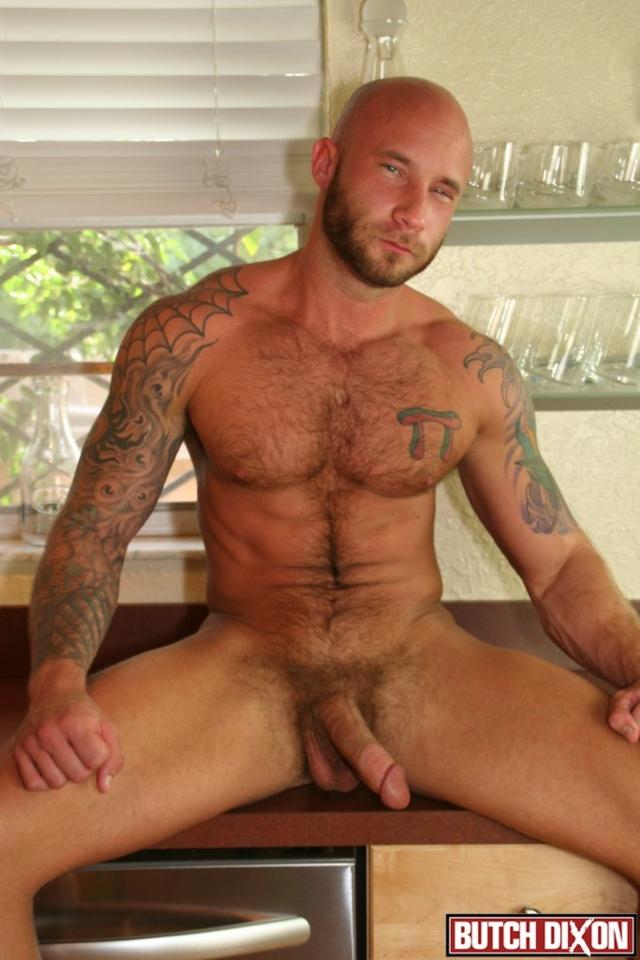 bear butch gay porn dixon Muscle