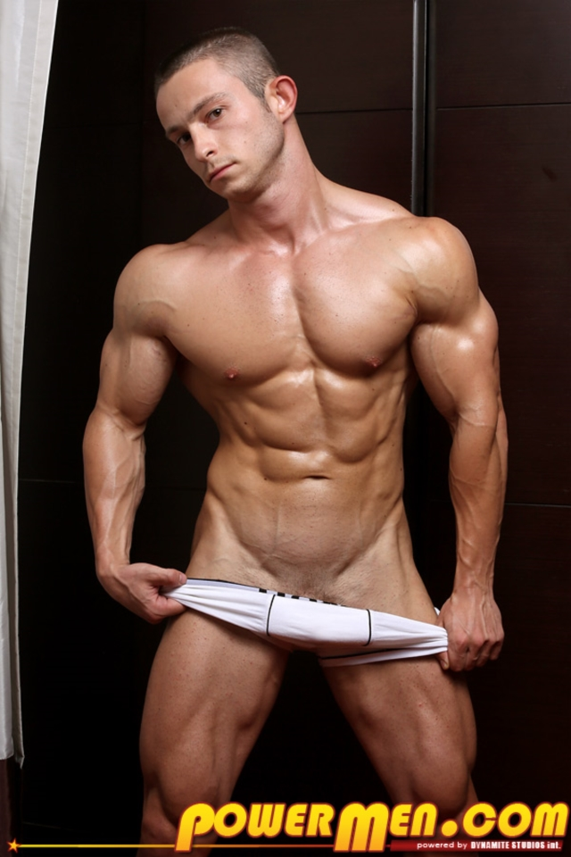 Ripped Up Naked Muscle Men Gay