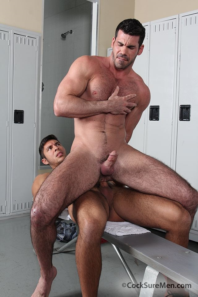 Gay Muscle Jocks Rimming And Ass Fuck Action