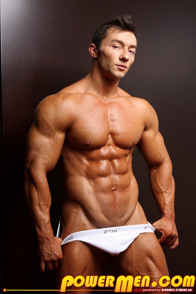 Chris Bortone  Gay Porn Star Pics  Huge Bodybuilder -3479