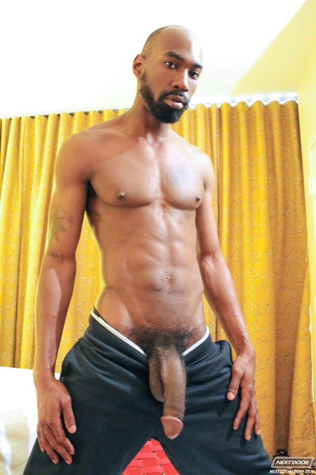 Black men muscle gy post kissing gay check
