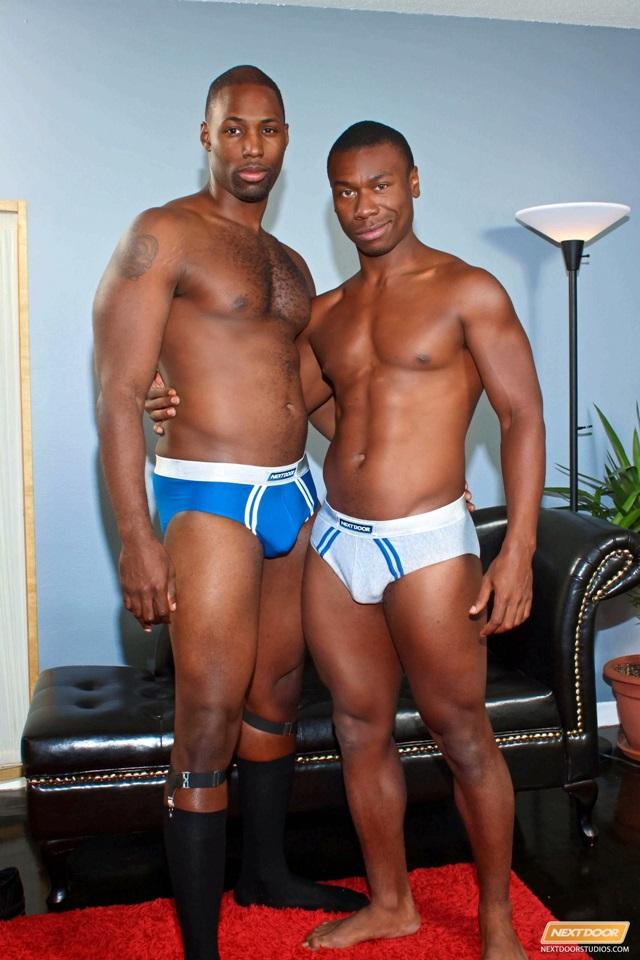 gay nubius brooks and porn black Damian