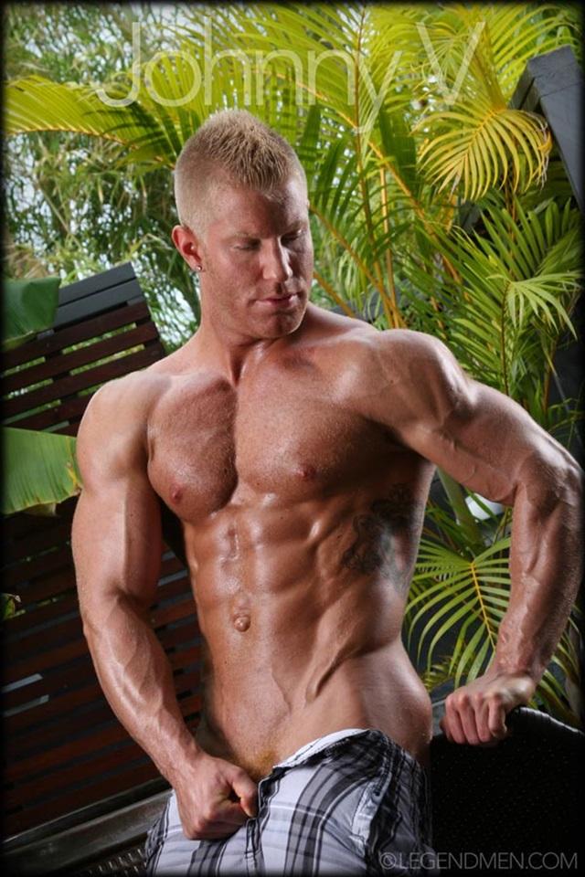 muscle men 2 legend men  Johnny V Legend Men Gay Porn Stars Muscle Men naked bodybuilder nude bodybuilders big muscle huge cock 002 gallery video photo Johnny V