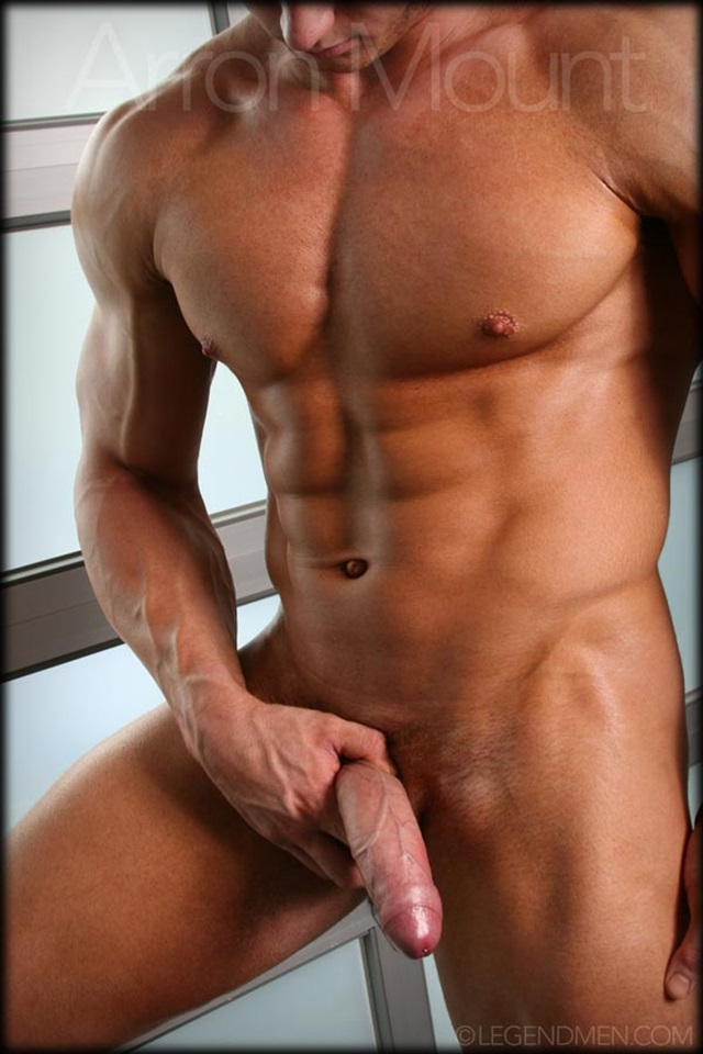 Aaron Mount  Legend Men Nude Bodybuilder  Gay Porn Pics -6976