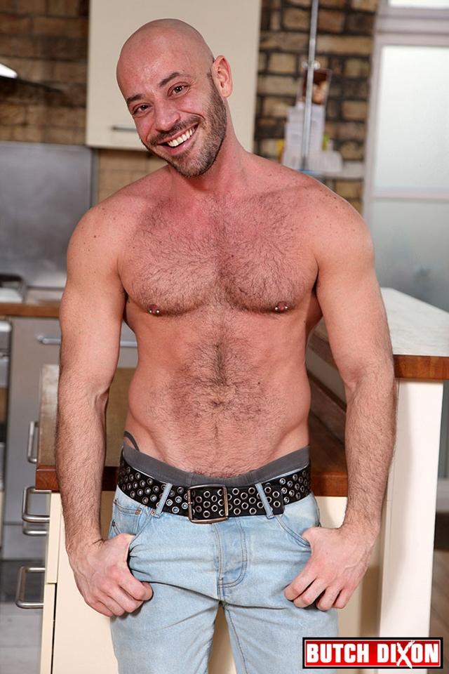 Freddy Wolff  Bruno Fox  Butch Dixon  Gay Porn Pics  Vids-5745