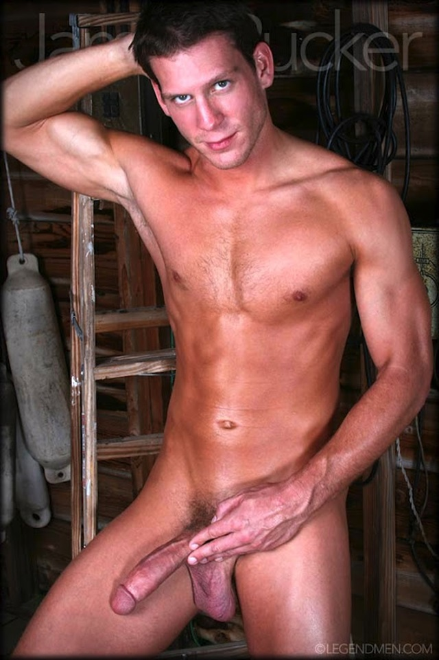 James Rucker  Very Long Cock  Legend Men  Gay Porn Pics -3373