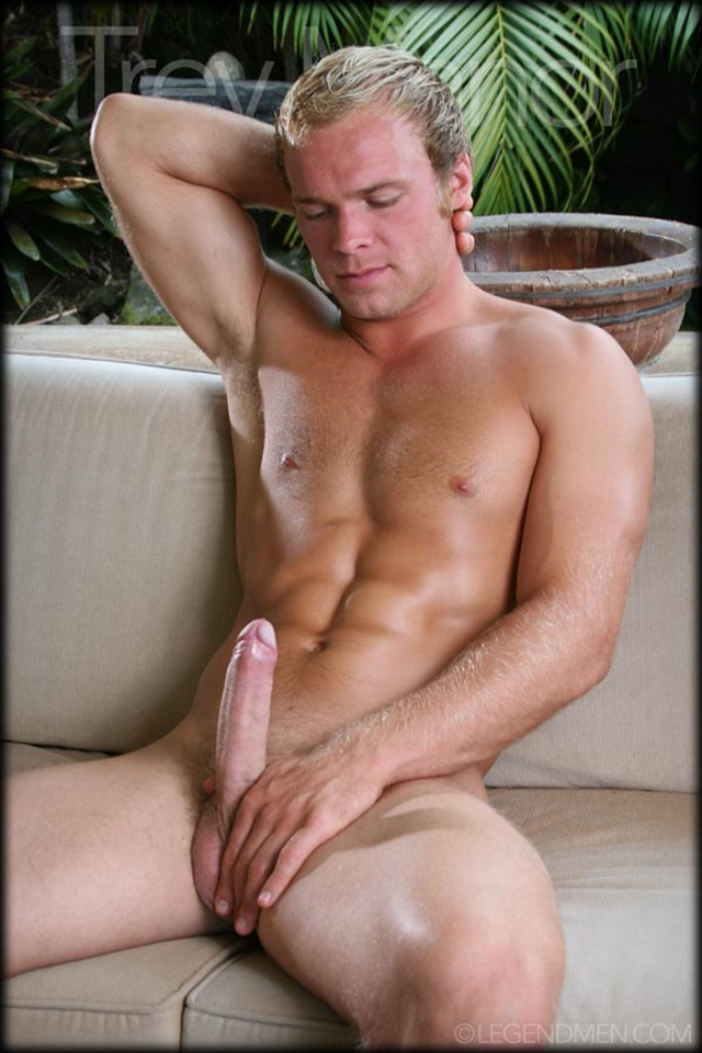 legend Trey nude manor men