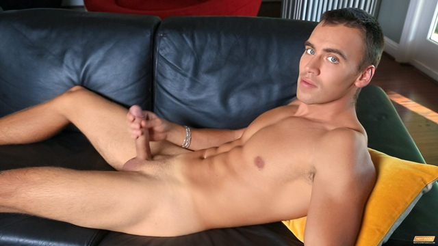Carter  Sticky White Mess Next Door Male  Gay Porn Pics -5384