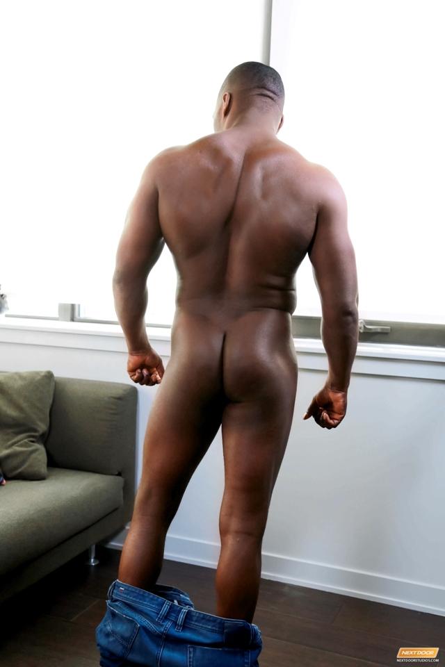 Black man porn photo