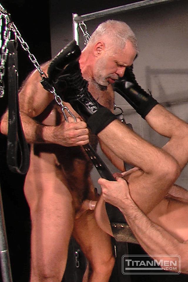 Thor Larsson  Allen Silver  Gay Fisting  Titan Rough -9677