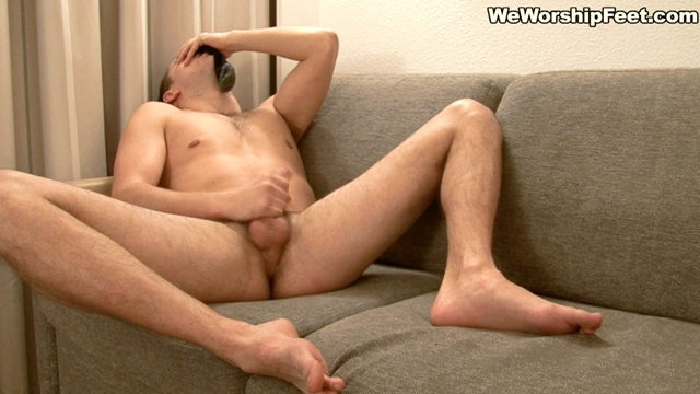 Pete  We Worship Feet  Sweaty Socks  Gay Porn Pictures -9510