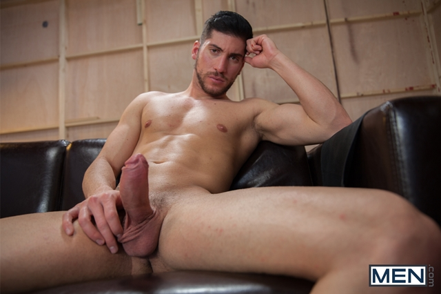 Amazing gay scene dominic fucked by a 4