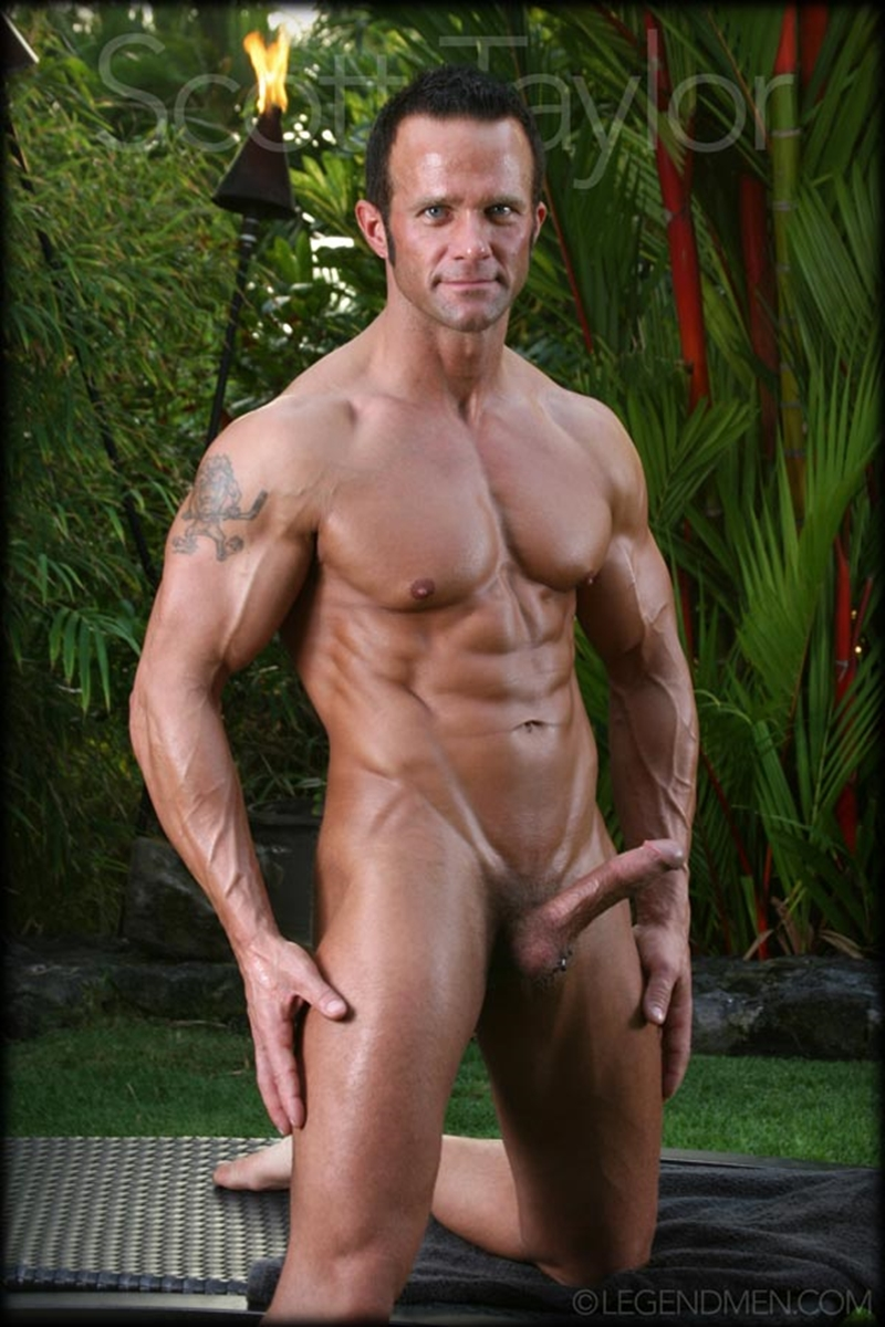 Man muscle nude are absolutely