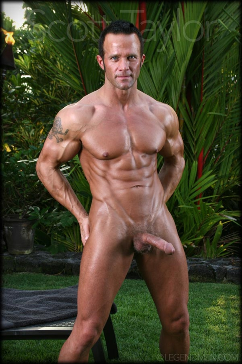 Scott Taylor  Legend Men  Naked Men Pics  Vids-9349